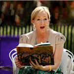 JK Rowling reading at White House Easter event 67957