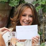 Jennifer Love Hewitt having lunch at The Ivy on her birthday 106843