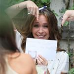 Jennifer Love Hewitt having lunch at The Ivy on her birthday 106846