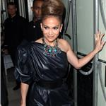 Jennifer Lopez big hair at the UK premiere of The Back-up Plan 59812
