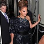 Jennifer Lopez big hair at the UK premiere of The Back-up Plan 59813