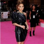 Jennifer Lopez big hair at the UK premiere of The Back-up Plan 59816