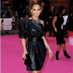 Jennifer Lopez big hair at the UK premiere of The Back-up Plan 59819