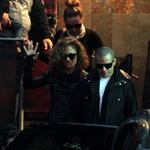 Jennifer Lopez with Casper Smart in Santiago, Chile 118200
