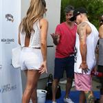 Jennifer Lopez with Capser Smart at Wet Republic in Las Vegas 123829