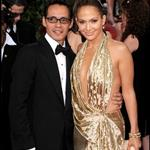 Jennifer Lopez and Marc Anthony at the 2009 Golden Globe Awards 30579