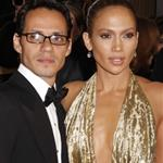 Jennifer Lopez and Marc Anthony at the 2009 Golden Globe Awards 30577
