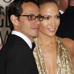 Jennifer Lopez and Marc Anthony at the 2009 Golden Globe Awards 30580
