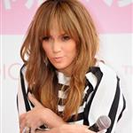 Jennifer Lopez yesterday in Japan promoting her new line of mommy handbags for Samantha Thavasa 35730