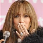 Jennifer Lopez yesterday in Japan promoting her new line of mommy handbags for Samantha Thavasa 35729