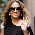 Jennifer Lopez and Marc Anthony sightseeing in Milan without twins 22012