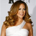 Jennifer Lopez pregnant with Marc Anthony at Movies Rock 15032