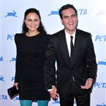 Joaquin and Rain Phoenix at PETA Gala 69518