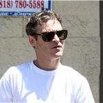 Joaquin Phoenix looks good in LA May 2011 85303