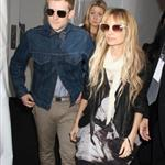 Joel Madden lightens hair to match Nicole Richie at NY Fashion Week 32987