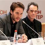 Taylor Kitsch at the press conference for John Carter in Moscow, Russia 108143