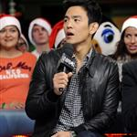 John Cho appears on MuchMusic to promote A Very Harold & Kumar 3D Christmas 96752
