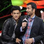John Cho and Kal Penn appear on MuchMusic to promote A Very Harold & Kumar 3D Christmas 96755