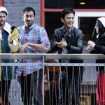 John Cho and Kal Penn appear on MuchMusic to promote A Very Harold & Kumar 3D Christmas 96756