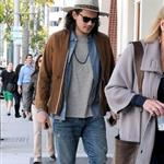 John Mayer spotted out and about in Beverly Hills, CA 110058