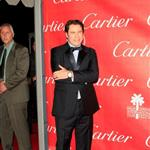 John Travolta embraces Bruce Willis at Palm Springs Film Festival 16037