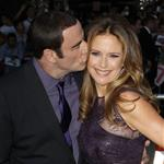 John Travolta and Kelly Preston at the Los Angeles premiere of Savages  118626