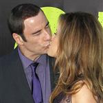John Travolta and Kelly Preston at the Los Angeles premiere of Savages  118631