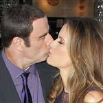 John Travolta and Kelly Preston at the Los Angeles premiere of Savages  118634