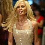 Donatella Versace at White House Correspondents' dinner 38772