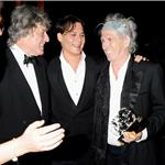 Johnny Depp honours Keith Richards at GQ Awards in London with Tom Stoppard 93434