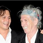 Johnny Depp honours Keith Richards at GQ Awards in London  93435