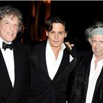 Johnny Depp honours Keith Richards at GQ Awards in London with Tom Stoppard 93437
