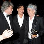 Johnny Depp honours Keith Richards at GQ Awards in London with Tom Stoppard 93439