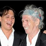 Johnny Depp honours Keith Richards at GQ Awards in London  93440