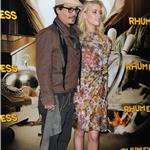 Johnny Depp promotes The Rum Diary in Paris with Amber Heardd  98009