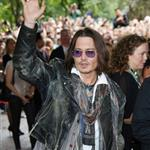 Johnny Depp at the TIFF premiere of West of Memphis 125609