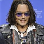 Johnny Depp at the TIFF press conference of West of Memphis 125615