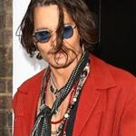 Johnny Depp leaves his hotel in London 114246