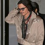 Johnny Depp at the Dark Shadows Japan Premiere  114372