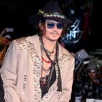 Johnny Depp at the Dark Shadows Japan Premiere  114375