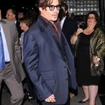 Johnny Depp at the LA premiere of The Rum Diary  96300