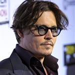 Johnny Depp at the LA premiere of The Rum Diary  96302