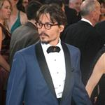 Johnny Depp at the 77th Annual Academy Awards, February 27, 2005  106898