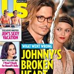 Johnny Depp's latest US Weekly cover 119068