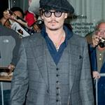 Johnny Depp at the NYC Premiere of The Rum Diary  97217