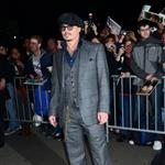 Johnny Depp at the NYC Premiere of The Rum Diary  97219