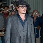 Johnny Depp at the NYC Premiere of The Rum Diary  97221