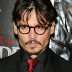 Johnny Depp Sweeney Todd premiere in New York 15091