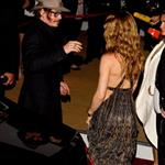 Johnny Depp and Vanessa Paradis attend Chanel party for Karl Lagerfeld in Cannes May 2010 61393