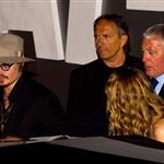 Johnny Depp and Vanessa Paradis attend Chanel party for Karl Lagerfeld in Cannes May 2010 61399